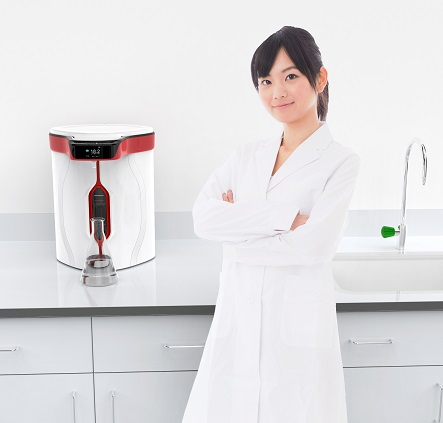 Reinstwassersystem PURELAB Chorus 1 mit Halo Advanced Dispenser