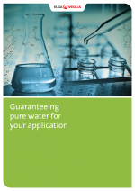 Guaranteeing UltraPure Water for your Lab Application Whitepaper