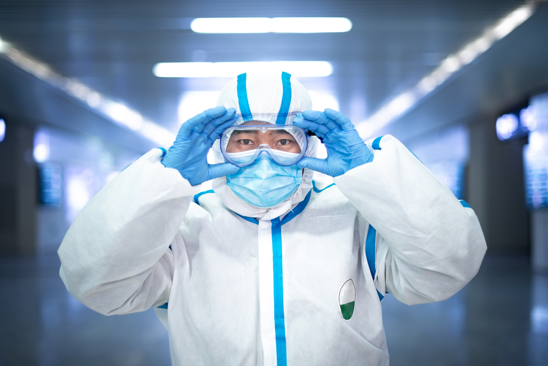 Biosafe labs cover photo