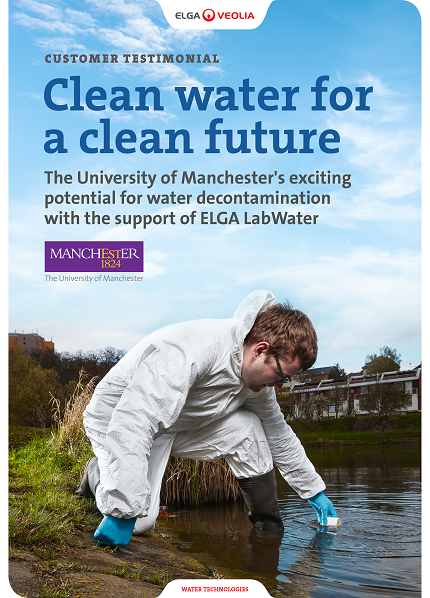 Manchester University Quest Case Study ELGA LabWater