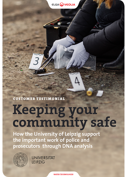 Keeping your Community Safe Case Study ELGA LabWater