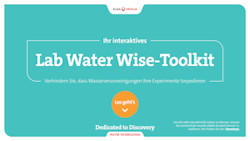 Interaktives ELGA Laborwasser-Toolkit