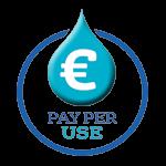 Auch mit Pay-per-use-Vertrag erhältlich