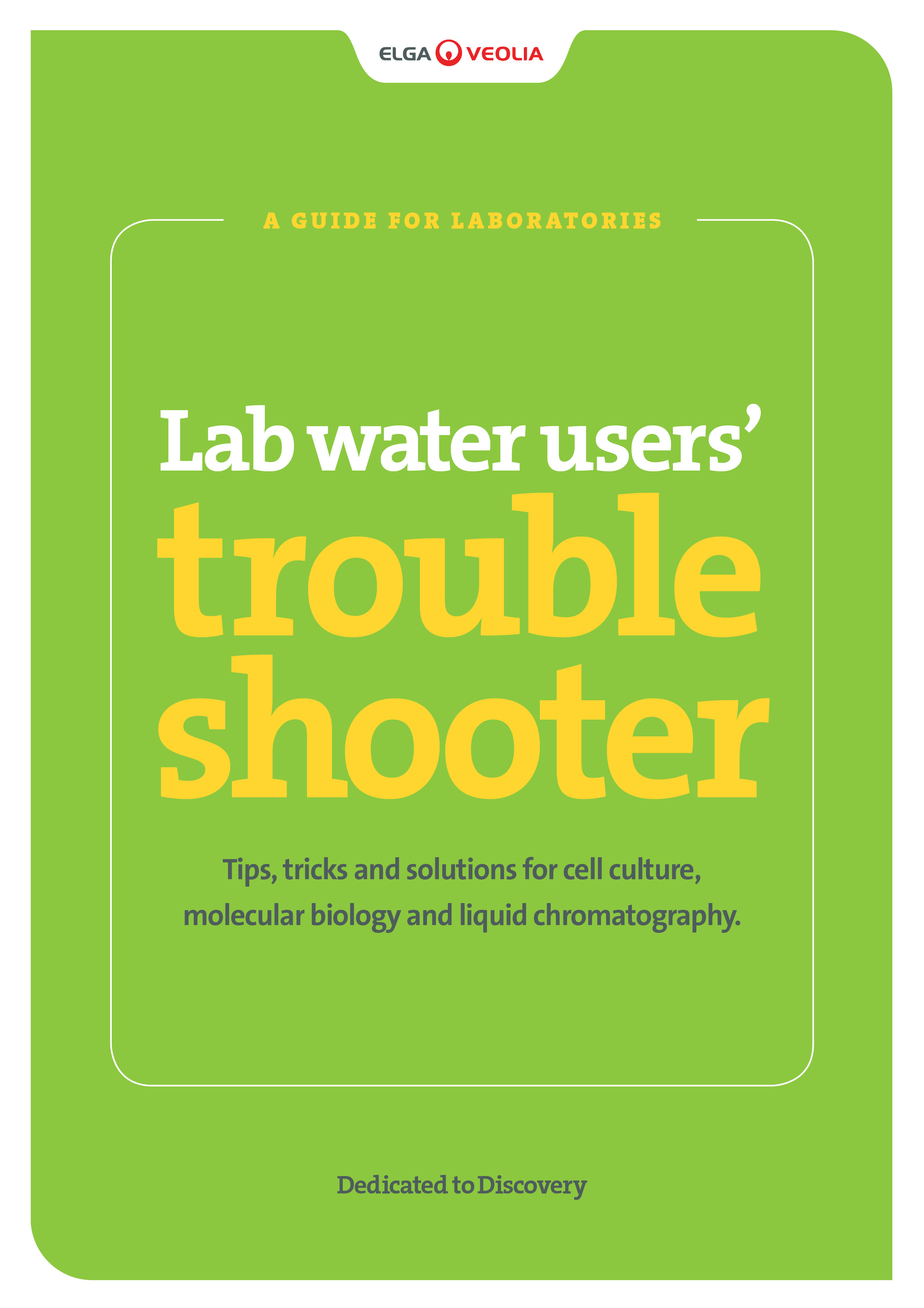Lab troubleshooting