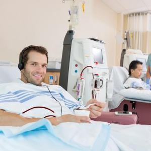 Dialysis Patient Benefits Ultrapure Water