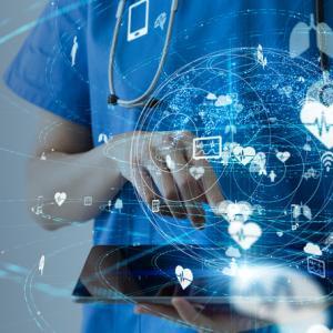 Medical technology concept