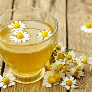 chamomile tea – helping to protect consumers from harm.