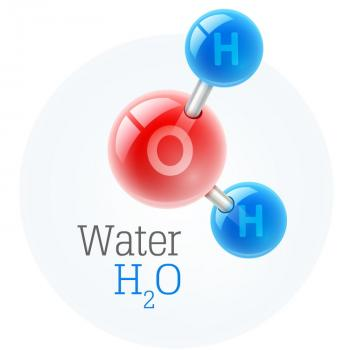 Unusal Water Molecule