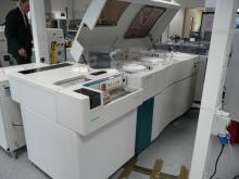 City General Hospital - Analizzatore Siemens ADVIA