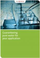 Guaranteeing Ultrapure Water In The Lab