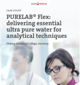 Olsberg 职业技术学院 - PURELAB flex